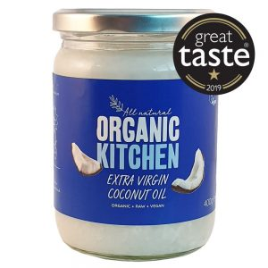 Organic Raw Ex Virgin Coconut Oil 400g