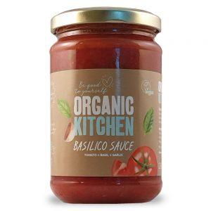 Organic Basilico Sauce 280g