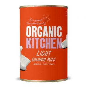 Organic Light Coconut Milk 400ml