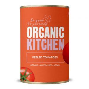Organic Peeled Tomatoes 400g