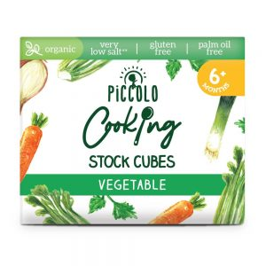 Stock Cubes Vegetable 6x8g