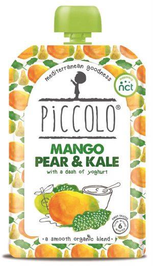 Mango Pear & Kale with Yog 100g