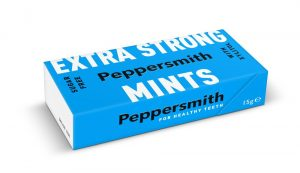 Extra Strong Xylitol Mints 15g