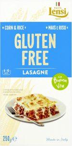 Lensi La Buona Vita Gluten Free Lasagne 250g
