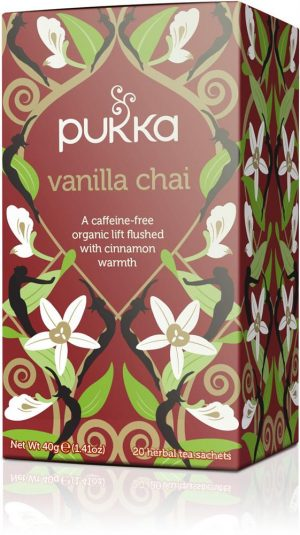 Vanilla Spice Chai 20 Sachet