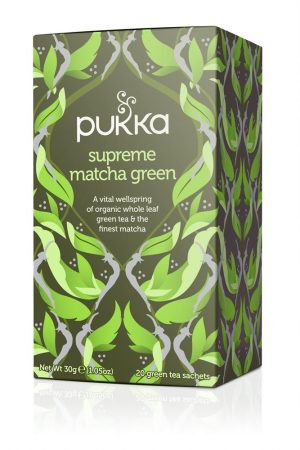 Supreme Green Matcha Tea 20 Sachet