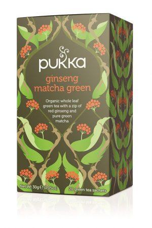 Ginseng Matcha Green 20 sachet