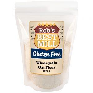 G/F Wholegrain Oat Flour 400g