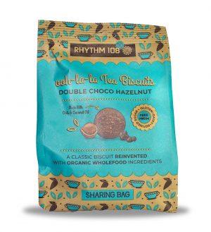 Double Choco Tea Biscuit Bag 1bag