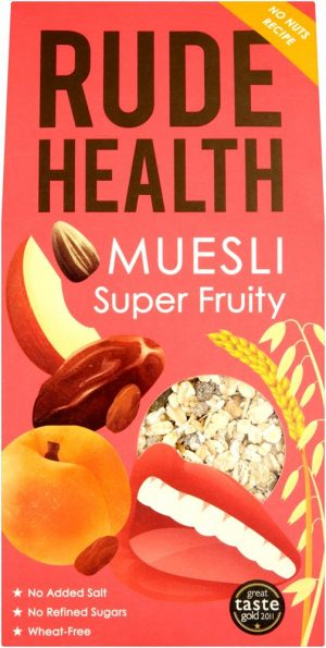 Super Fruity Muesli 500g