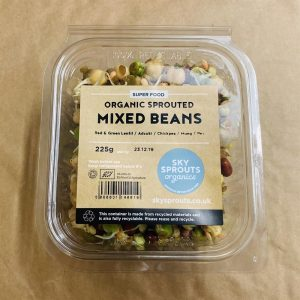 Sky Organic Mixed Bean Sprouts