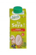 Organic Soya Cream 200ml