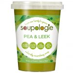 Pea & Leek Soup 600g