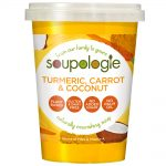 Turmeric Carrot & Coconut Soup 600g