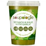 Spinach & Kale with Garlic Soup 600g