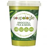 Broccoli Pea & Basil Soup 600g