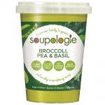 Broccoli Pea & Basil Soup 600g