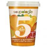 5-A-Day Orange Soup