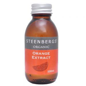 Organic Orange Extract 100ml