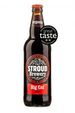 Big Cat Stout 4.5% Abv 500ml