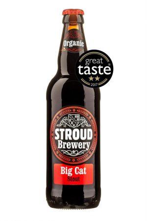Big Cat Stout 4.5% Abv 500ml