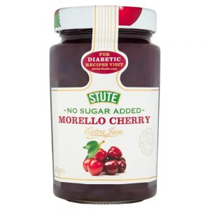No Sugar Added Morello Cherry 430g