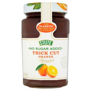 No Sugar Added Thick Marmalade 430g