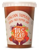 Organic Soup - Tomato Lentil Red Pepper