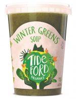 Organic Soup - Winter Greens