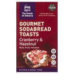 Cranberry & Hazelnut Toasts 110g