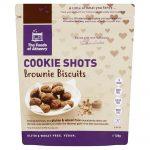 G/F Cookie Shots BROWNIES 120g