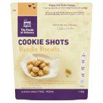 G/F Cookie Shots BLONDIES 120g