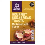 G/F Multiseed Cumin Toasts 110g