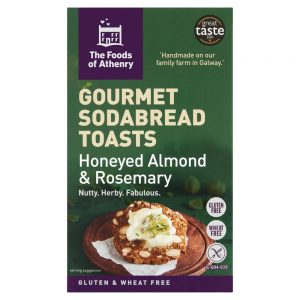 G/F Almond Rosemary Toasts 110g