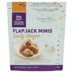 G/F Flapjack Minis Just Oats 150g