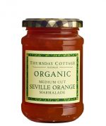 Organic Seville Orange Marm 340g
