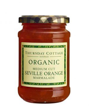 Organic Seville Orange Marm 340g
