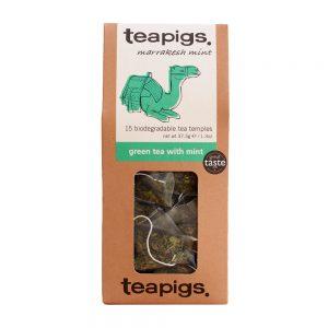 Green Tea With Mint 15 Tea Temples