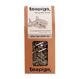 Silver Tips White Tea 15bag