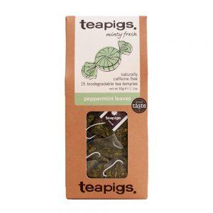 Peppermint Leaves 15 Tea Temples