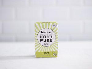 Organic matcha green tea 14 sachet