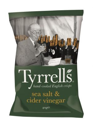 Sea Salt & Cider Vinegar Crisp 40g