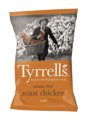 Sunday Best Roast Chick Crisps 150g