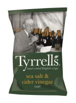 Sea Salt & Cider Vinegar Crisp 150g
