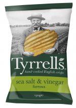 Furrows Salt & Vinegar Crisps 150g