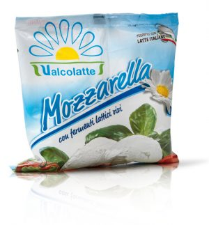 Mozzarella (Cow's Milk)