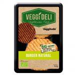 Organic Burger Natural 2 x 75g