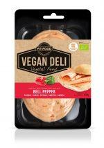 Organic Bell Pepper Slices 100g