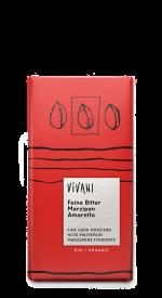 Fine Dark Marzipan Amaretto 60% Chocolate 100g