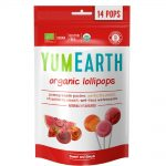 Organic Pops 14 Lolly Bag 85g